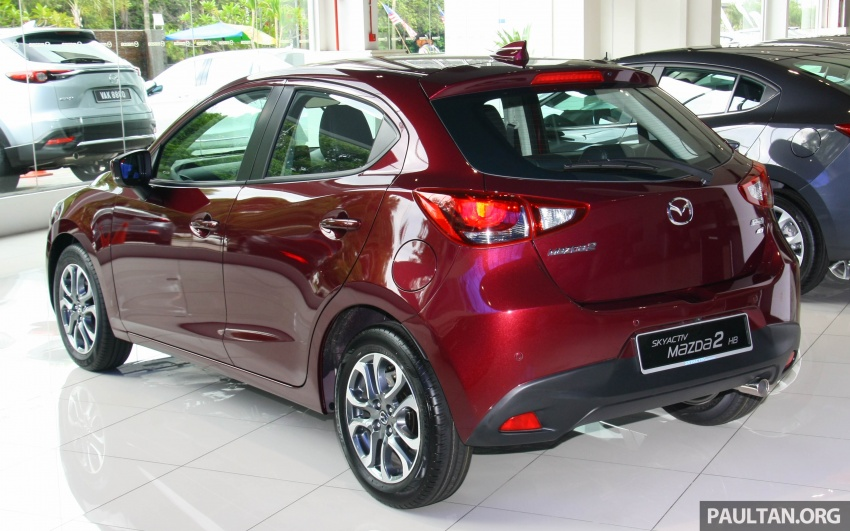 2017 Mazda 2 GVC now in Malaysia – RM88k-RM93k Image #703968