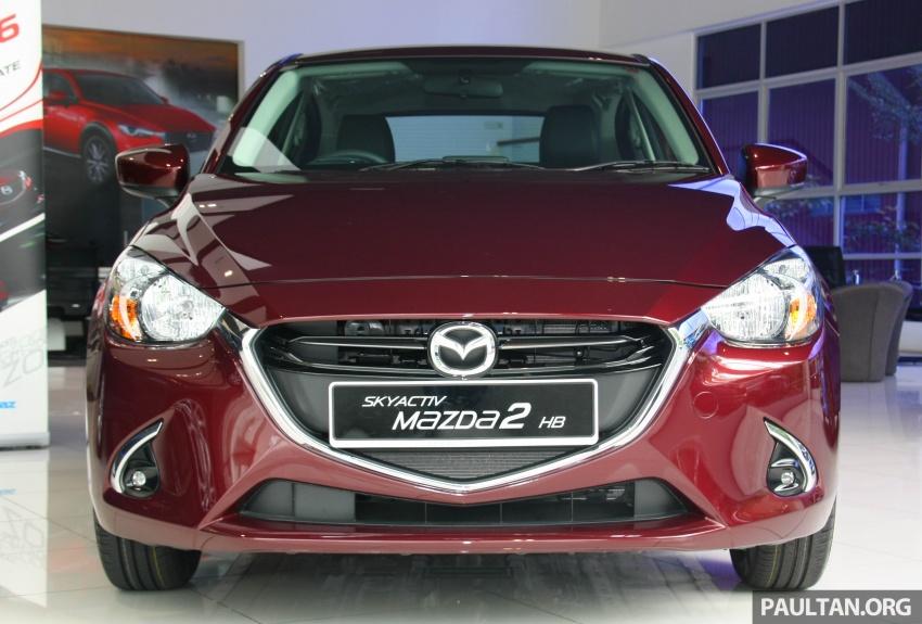 2017 Mazda 2 GVC now in Malaysia – RM88k-RM93k Image #703969