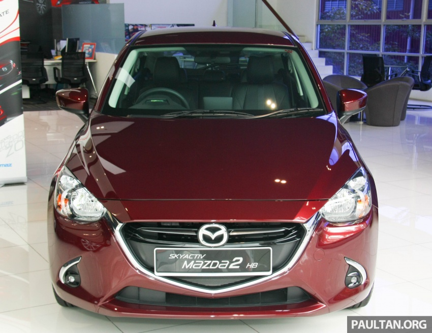 2017 Mazda 2 GVC now in Malaysia – RM88k-RM93k Image #703971