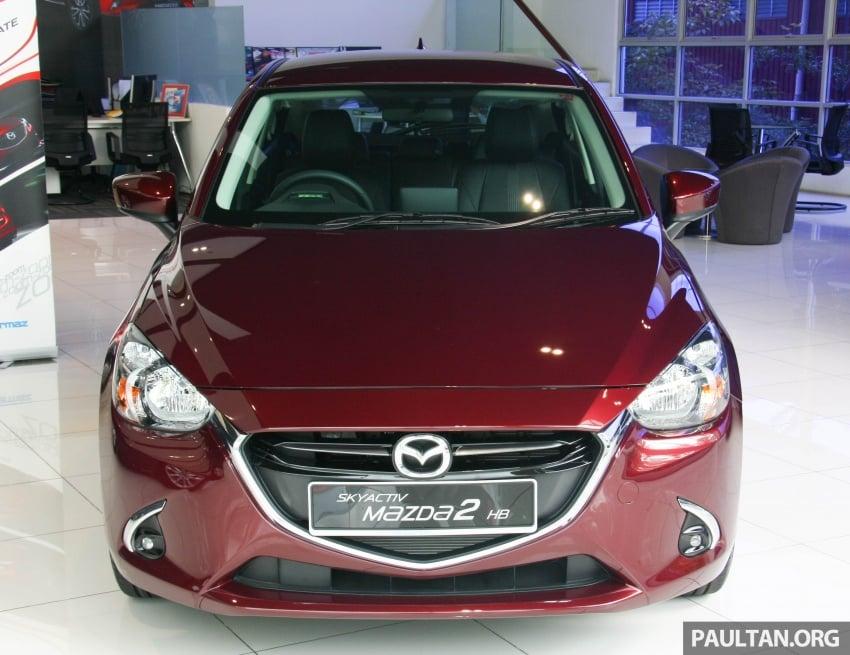 2017 Mazda 2 GVC now in Malaysia – RM88k-RM93k Image #703972