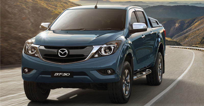 Mazda BT-50 gets RM6,800 Sports Package in M'sia Image #696911