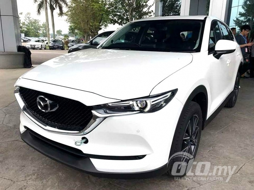 2017 Mazda CX-5 appears on <em>oto.my</em> – four variants available, pricing from RM155k, order books now open Image #701336