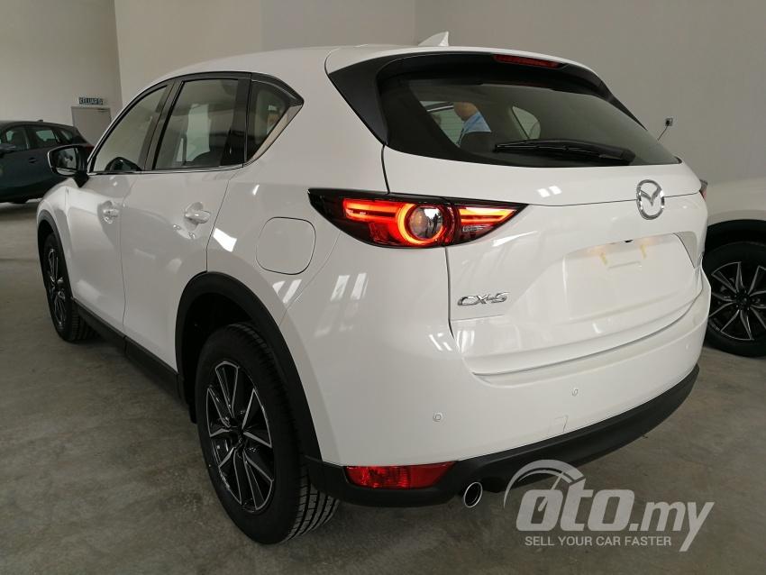 Mazda CX-5 2017 muncul di oto.my – ditawarkan empat varian, harga dari RM155k, tempahan kini dibuka Image #701461