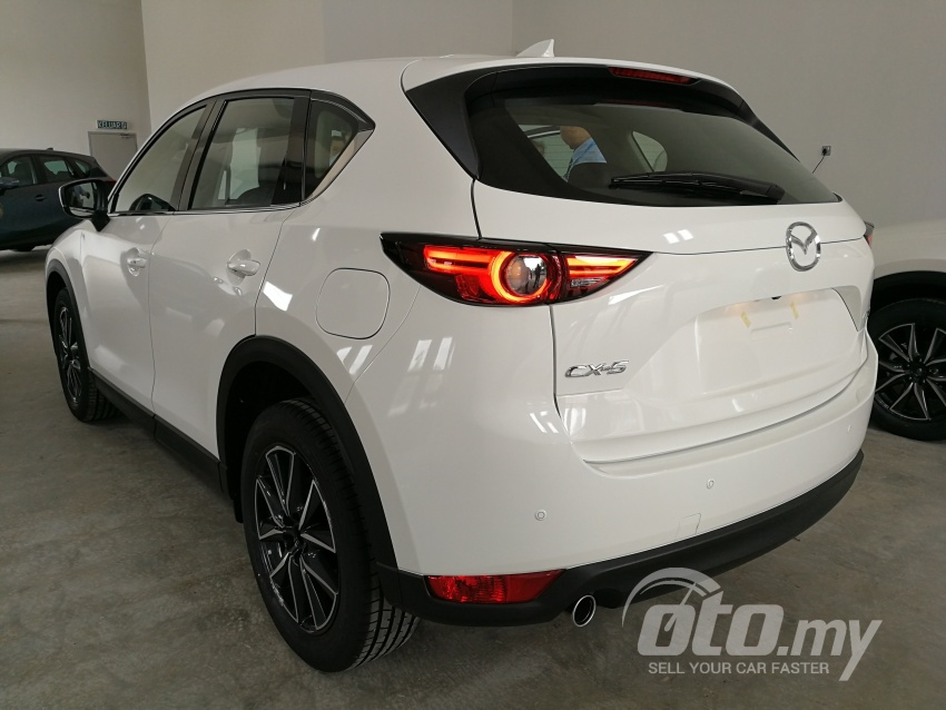 2017 Mazda CX-5 appears on <em>oto.my</em> – four variants available, pricing from RM155k, order books now open Image #701337