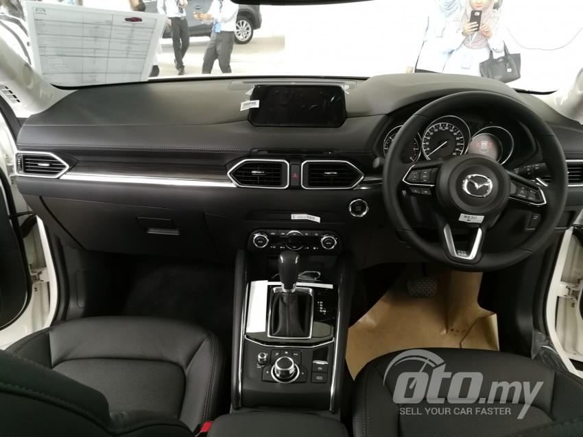 Mazda CX-5 2017 muncul di oto.my – ditawarkan empat varian, harga dari RM155k, tempahan kini dibuka Image #701459