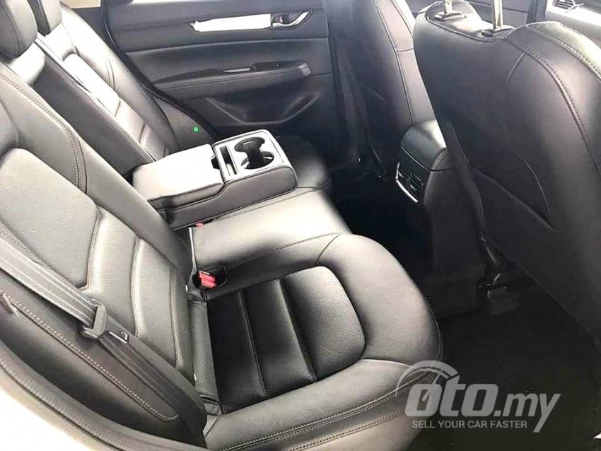 Mazda CX-5 2017 muncul di oto.my – ditawarkan empat varian, harga dari RM155k, tempahan kini dibuka Image #701458