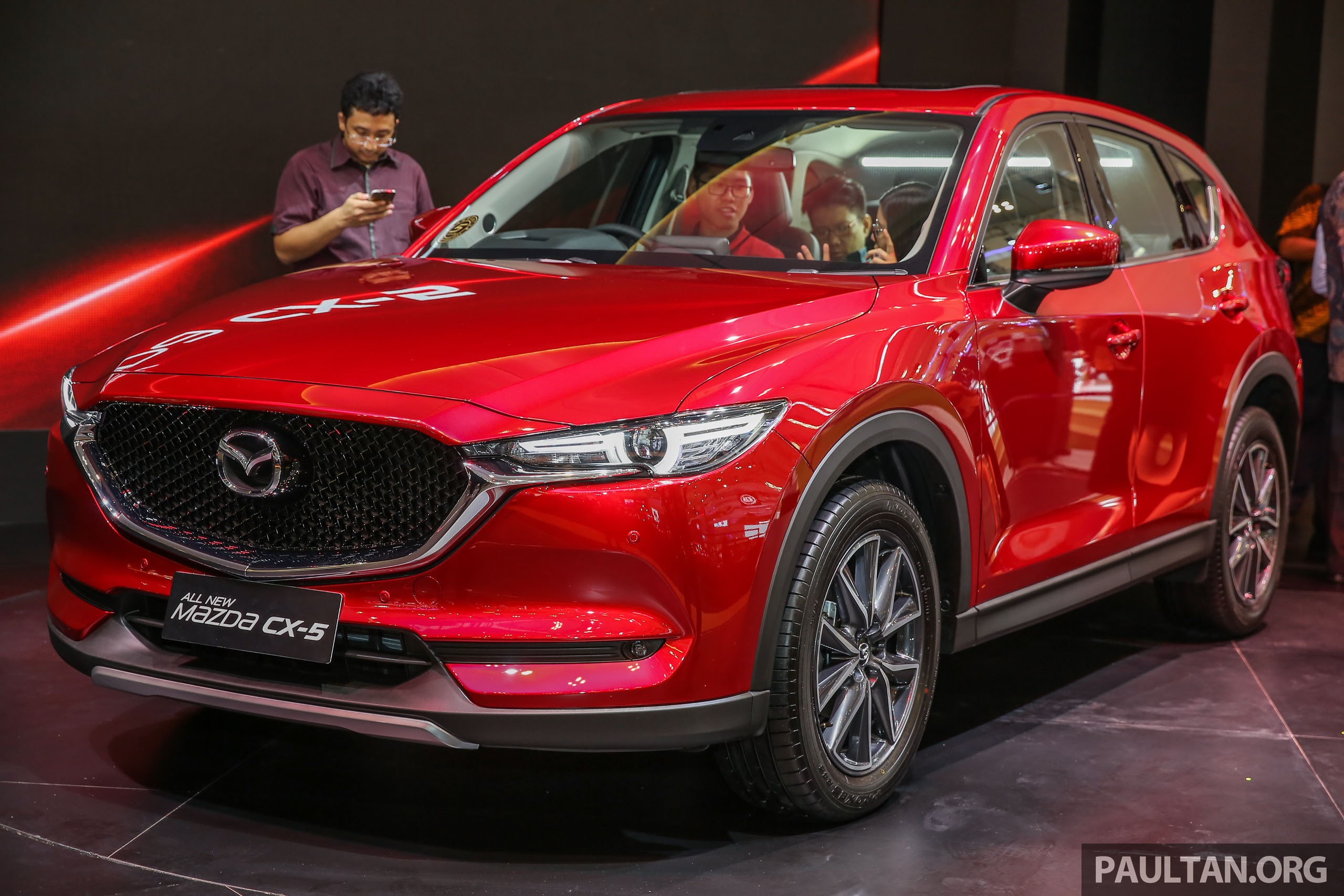 2017 mazda cx 5 revised malaysian price list revealed. Black Bedroom Furniture Sets. Home Design Ideas