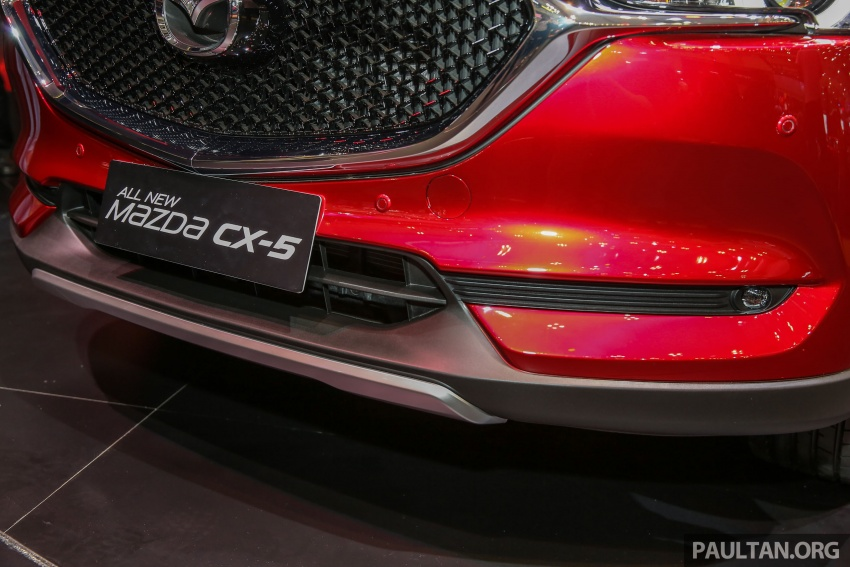 GIIAS 2017: Second-gen Mazda CX-5 launched in Indonesia – 2.5L Skyactiv-G, from RM169k Image #696620