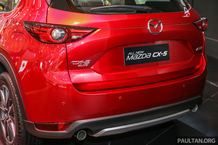 GIIAS 2017: Second-gen Mazda CX-5 launched in Indonesia – 2.5L Skyactiv-G, from RM169k Image #696626