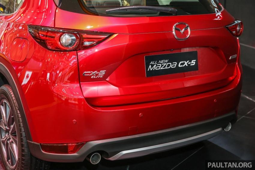 GIIAS 2017: Mazda CX-5 generasi kedua dilancarkan di Indonesia – guna enjin 2.5L Skyactiv-G, dari RM169k Image #696871