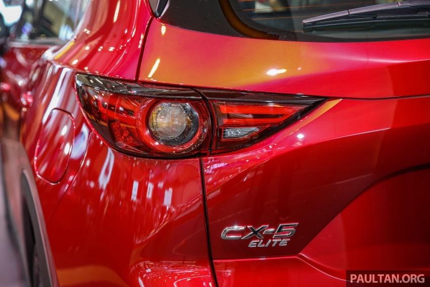 GIIAS 2017: Mazda CX-5 generasi kedua dilancarkan di Indonesia – guna enjin 2.5L Skyactiv-G, dari RM169k Image #696872