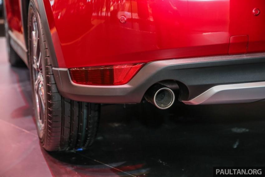 GIIAS 2017: Mazda CX-5 generasi kedua dilancarkan di Indonesia – guna enjin 2.5L Skyactiv-G, dari RM169k Image #696873