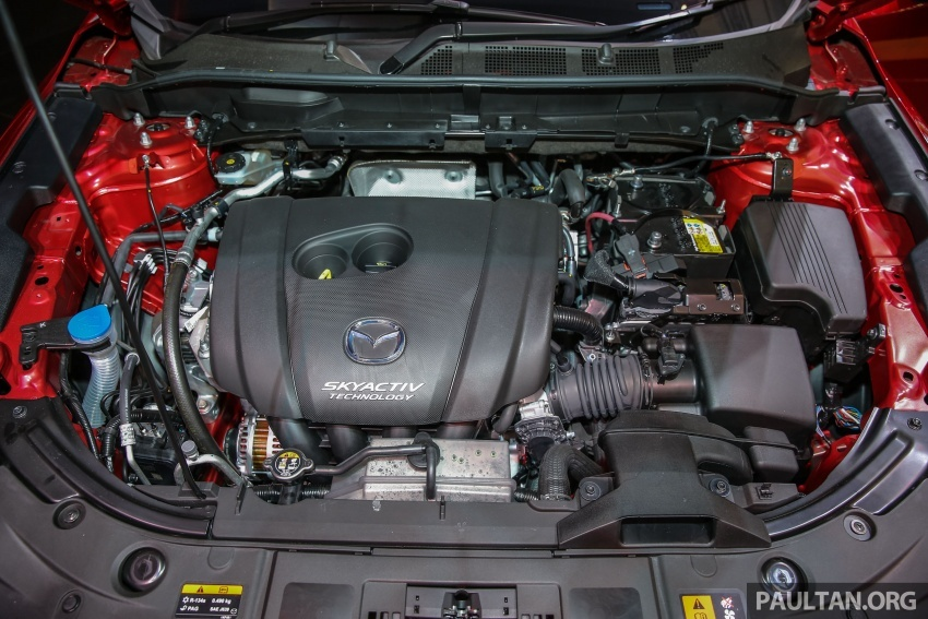 GIIAS 2017: Mazda CX-5 generasi kedua dilancarkan di Indonesia – guna enjin 2.5L Skyactiv-G, dari RM169k Image #696876