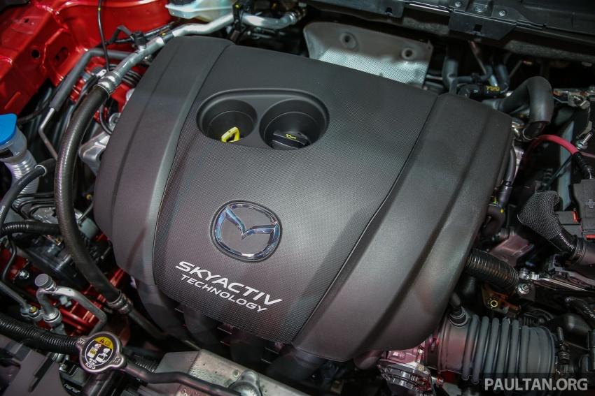 GIIAS 2017: Mazda CX-5 generasi kedua dilancarkan di Indonesia – guna enjin 2.5L Skyactiv-G, dari RM169k Image #696877