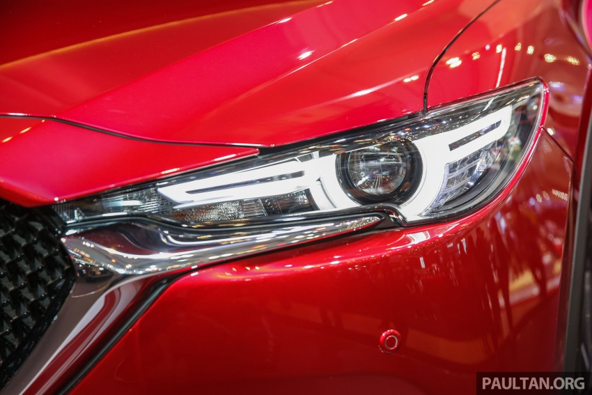 GIIAS 2017: Second-gen Mazda CX-5 launched in Indonesia – 2.5L Skyactiv-G, from RM169k Image #696616