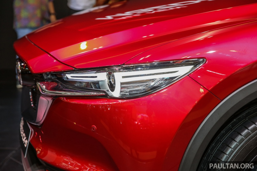 GIIAS 2017: Second-gen Mazda CX-5 launched in Indonesia – 2.5L Skyactiv-G, from RM169k Image #696617
