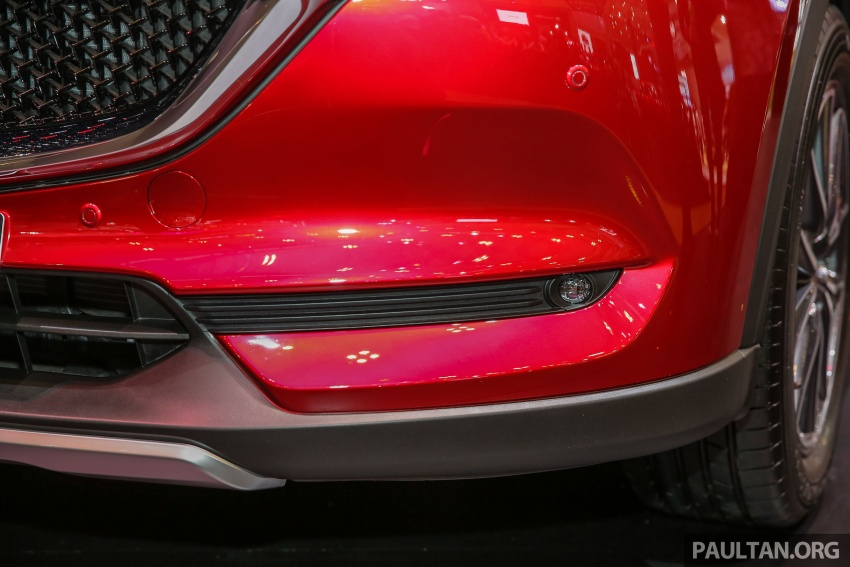 GIIAS 2017: Second-gen Mazda CX-5 launched in Indonesia – 2.5L Skyactiv-G, from RM169k Image #696618