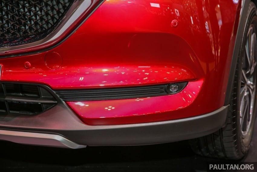 GIIAS 2017: Mazda CX-5 generasi kedua dilancarkan di Indonesia – guna enjin 2.5L Skyactiv-G, dari RM169k Image #696863