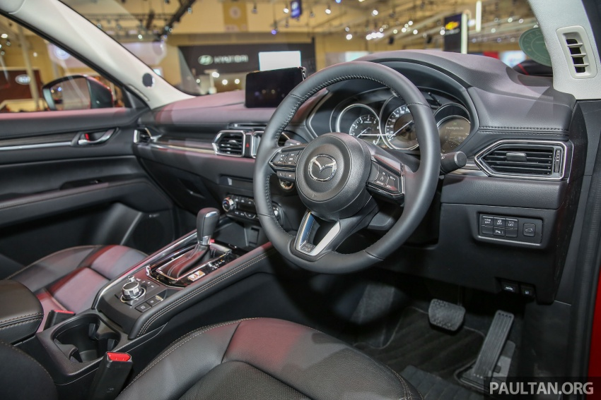 GIIAS 2017: Second-gen Mazda CX-5 launched in Indonesia – 2.5L Skyactiv-G, from RM169k Image #696633