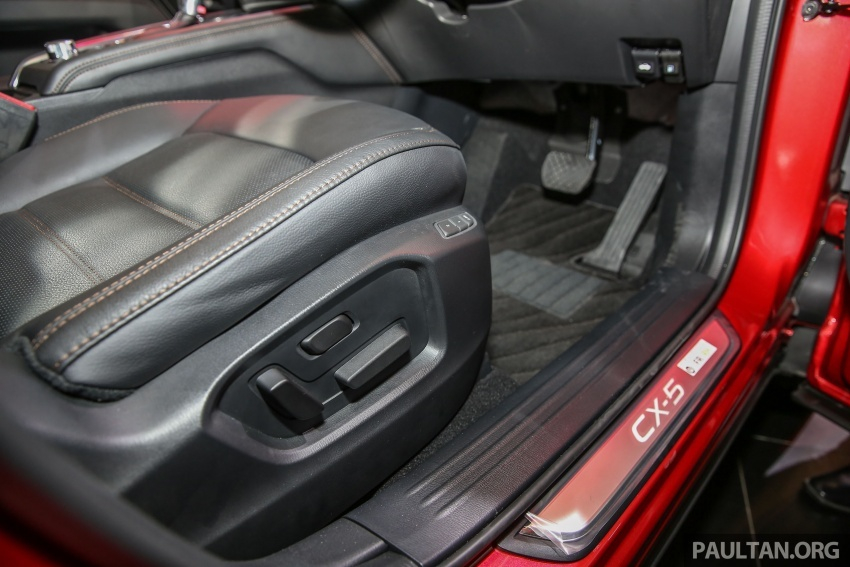 GIIAS 2017: Mazda CX-5 generasi kedua dilancarkan di Indonesia – guna enjin 2.5L Skyactiv-G, dari RM169k Image #696899