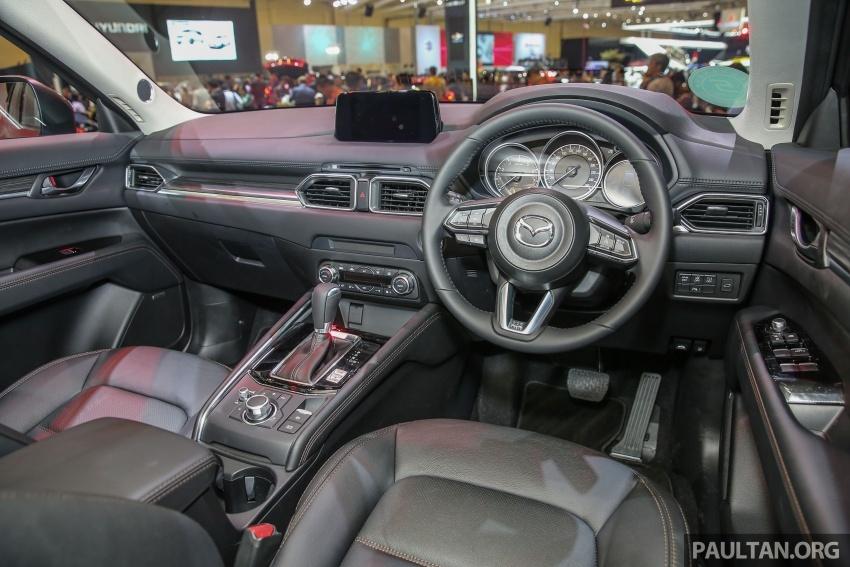 GIIAS 2017: Mazda CX-5 generasi kedua dilancarkan di Indonesia – guna enjin 2.5L Skyactiv-G, dari RM169k Image #696881