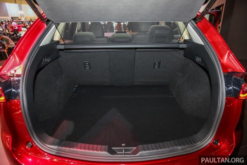 GIIAS 2017: Mazda CX-5 generasi kedua dilancarkan di Indonesia – guna enjin 2.5L Skyactiv-G, dari RM169k Image #696906