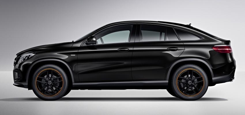 Mercedes-Benz GLE43 Coupe OrangeArt Edition dilancar untuk Malaysia – unit terhad, harga RM719k Image #704168