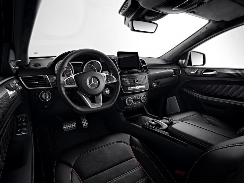 Mercedes-Benz GLE43 Coupe OrangeArt Edition dilancar untuk Malaysia – unit terhad, harga RM719k Image #704171