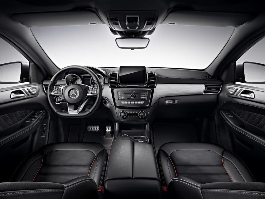 Mercedes-Benz GLE43 Coupe OrangeArt Edition dilancar untuk Malaysia – unit terhad, harga RM719k Image #704172