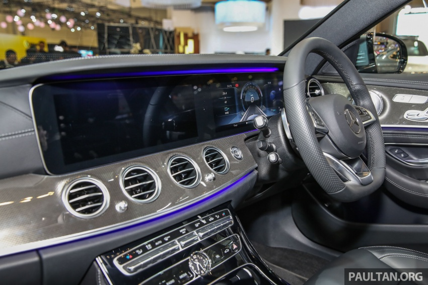 GIIAS 2017: W213 Mercedes-Benz E350e previewed in Indonesia – Malaysian launch this quarter Image #697958