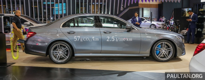 GIIAS 2017: W213 Mercedes-Benz E350e previewed in Indonesia – Malaysian launch this quarter Image #697947