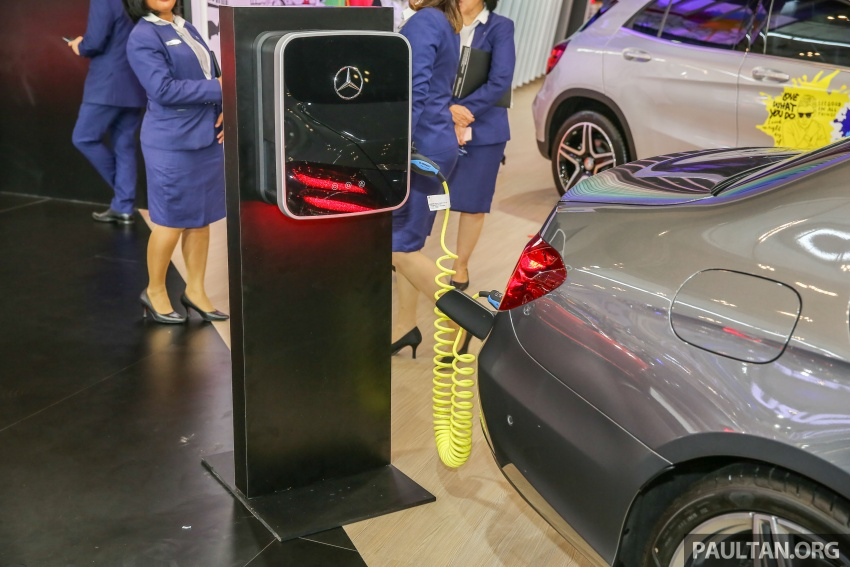 GIIAS 2017: W213 Mercedes-Benz E350e previewed in Indonesia – Malaysian launch this quarter Image #697953