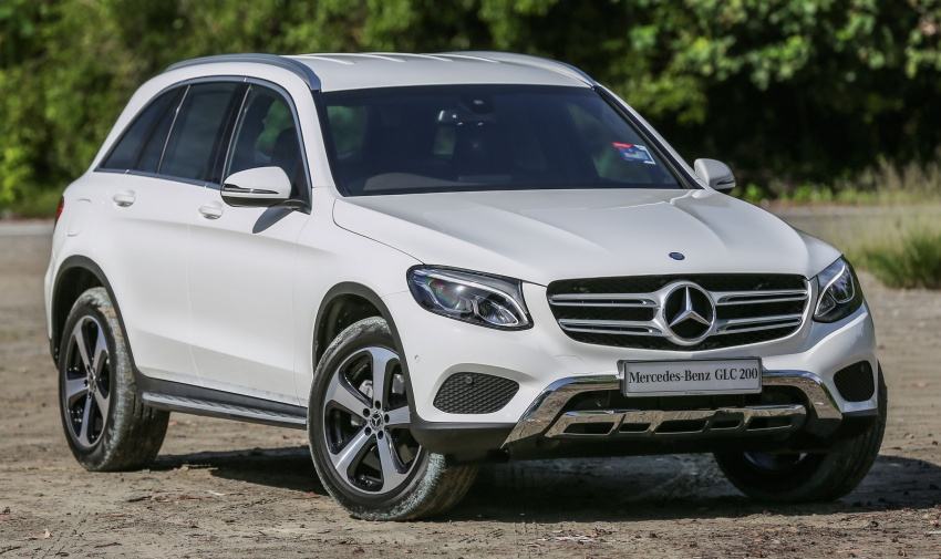 Mercedes-Benz GLC200 launched in Malaysia, RM288,888 – RM37k less than GLC250 4Matic Image #704546