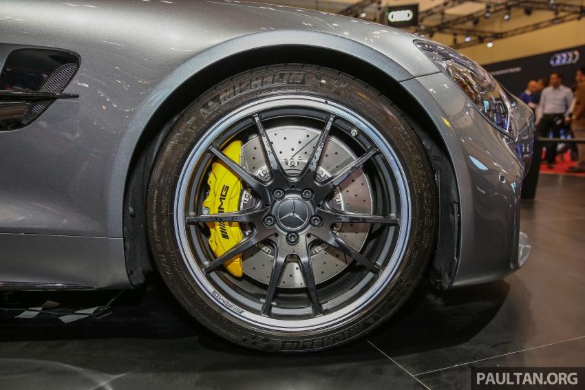 GIIAS 2017: Mercedes-AMG GT R, the Green Hell beast Image #698881