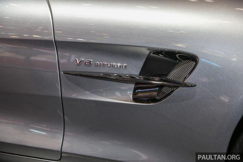 GIIAS 2017: Mercedes-AMG GT R, the Green Hell beast Image #698882
