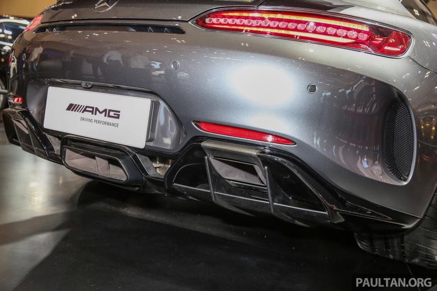 GIIAS 2017: Mercedes-AMG GT R, the Green Hell beast Image #698898