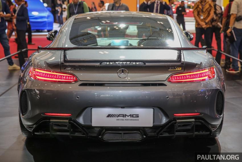 GIIAS 2017: Mercedes-AMG GT R, the Green Hell beast Image #698875