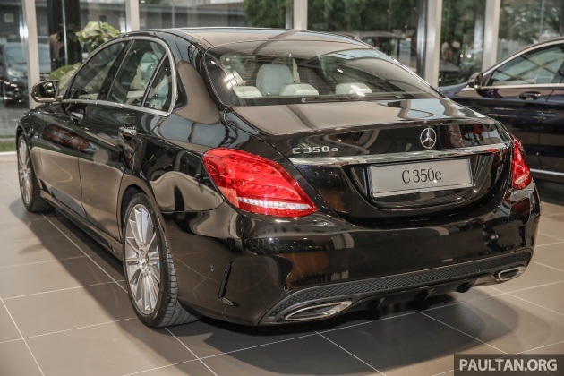 ברצינות GALLERY: Mercedes-Benz C350e with full AMG Line OW-37