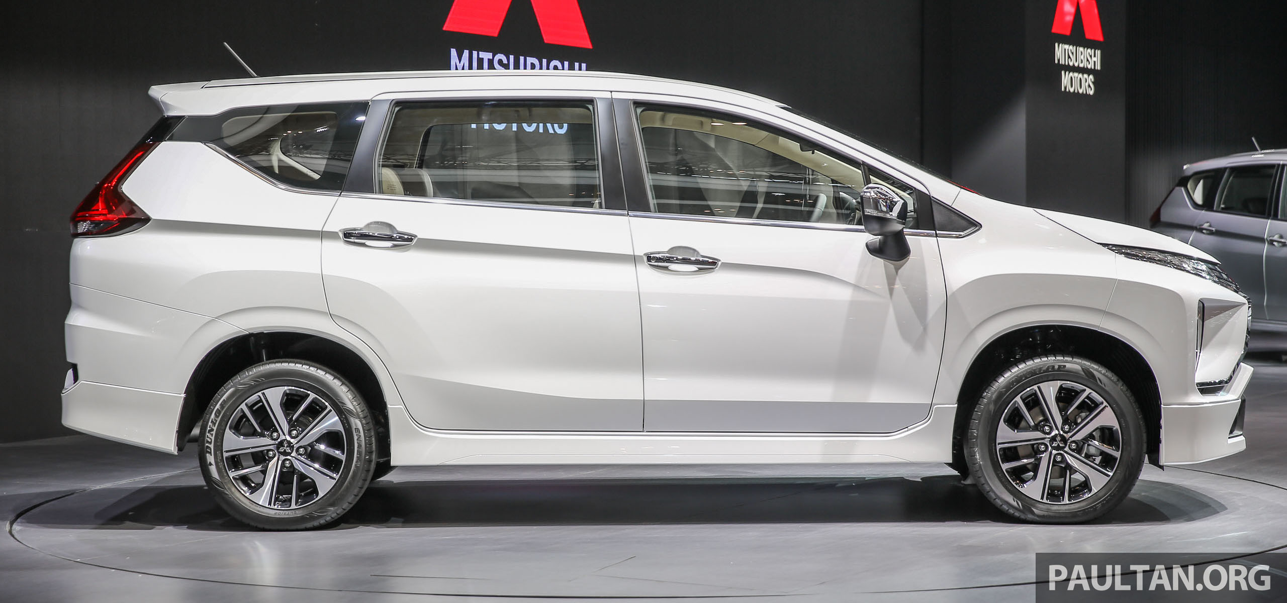 Allnew Mitsubishi XPANDER MPV Launched In Indonesia
