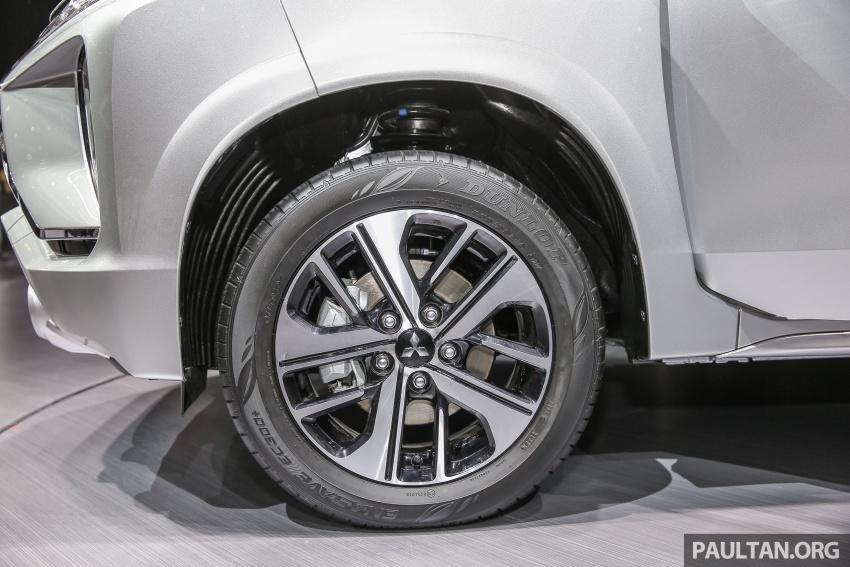 GIIAS 2017: Mitsubishi Xpander – production SUV-styled MPV makes world, Indonesian market debut Image #695648