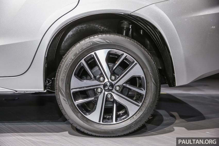 GIIAS 2017: Mitsubishi Xpander – production SUV-styled MPV makes world, Indonesian market debut Image #695653