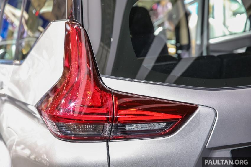 GIIAS 2017: Mitsubishi Xpander – production SUV-styled MPV makes world, Indonesian market debut Image #695656