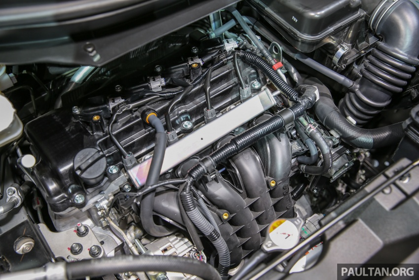 GIIAS 2017: Mitsubishi Xpander – production SUV-styled MPV makes world, Indonesian market debut Image #695667