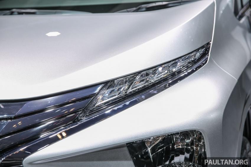 GIIAS 2017: Mitsubishi Xpander buat kemunculan sulung global – harga bermula RM61k di Indonesia Image #695872