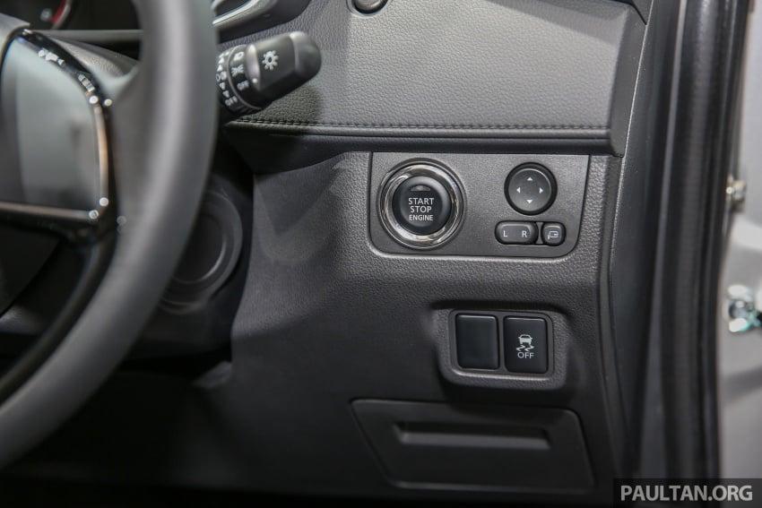 GIIAS 2017: Mitsubishi Xpander – production SUV-styled MPV makes world, Indonesian market debut Image #695692