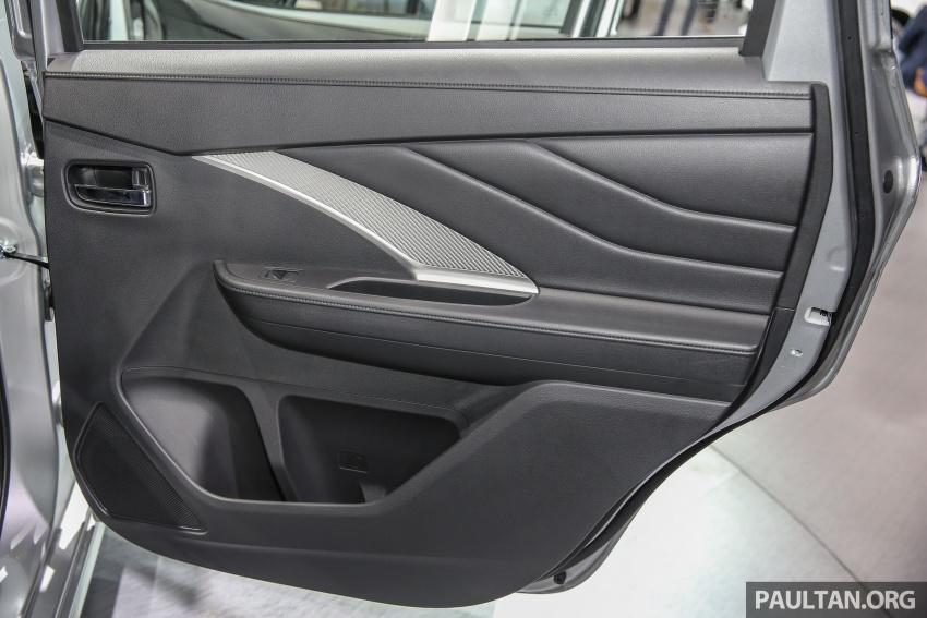 GIIAS 2017: Mitsubishi Xpander – production SUV-styled MPV makes world, Indonesian market debut Image #695699