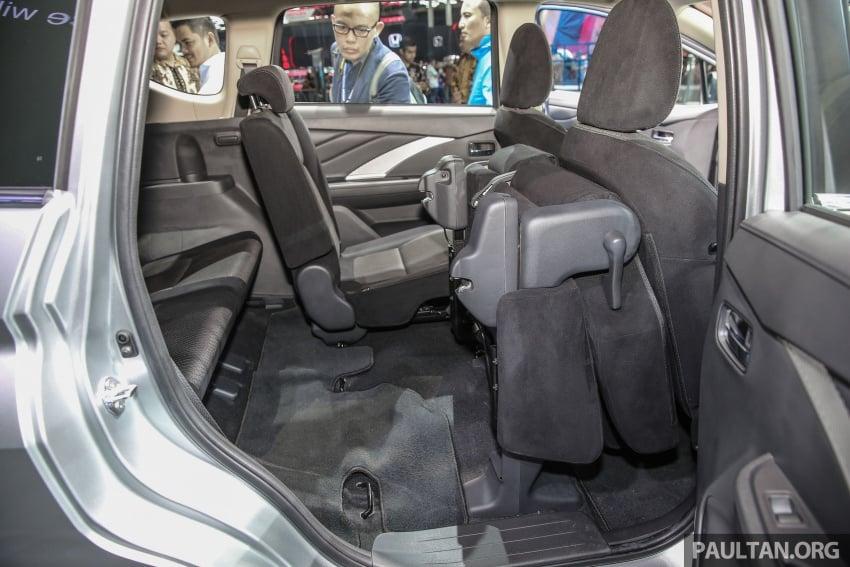 GIIAS 2017: Mitsubishi Xpander buat kemunculan sulung global – harga bermula RM61k di Indonesia Image #695908