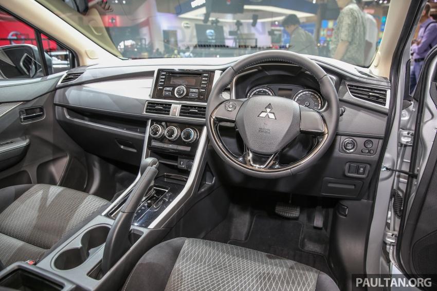 GIIAS 2017: Mitsubishi Xpander buat kemunculan sulung global – harga bermula RM61k di Indonesia Image #695889