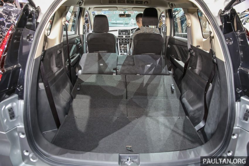 GIIAS 2017: Mitsubishi Xpander – production SUV-styled MPV makes world, Indonesian market debut Image #695715