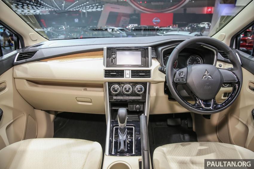 GIIAS 2017: Mitsubishi Xpander buat kemunculan sulung global – harga bermula RM61k di Indonesia Image #697004